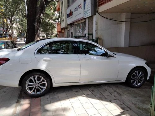 Used 2017 Mercedes Benz C-Class AT for sale in Bangalore