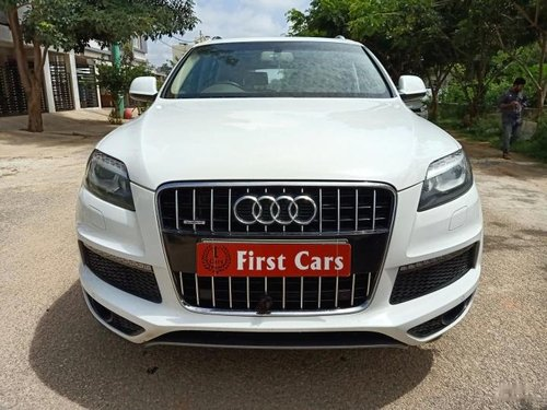 Used Audi Q7 2014 AT for sale in Bangalore