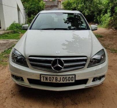 Used Mercedes Benz C-Class 220 CDI AT 2010 AT for sale in Chennai