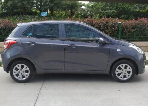 Used 2014 Hyundai Grand i10 MT for sale in Bangalore -6