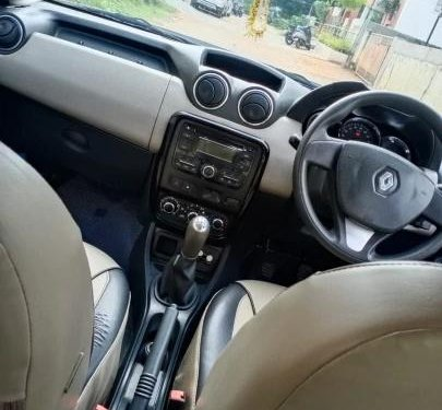 Used Renault Duster 85PS Diesel RxL 2015 MT for sale in Hyderabad