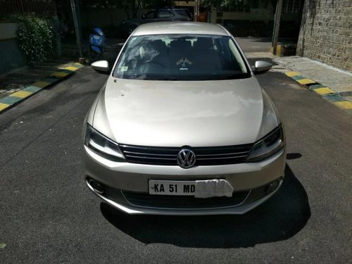 Used 2012 Volkswagen Jetta 2011-2013 MT for sale in Bangalore