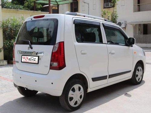Used Maruti Suzuki Wagon R VXI 2017 MT for sale in Ahmedabad