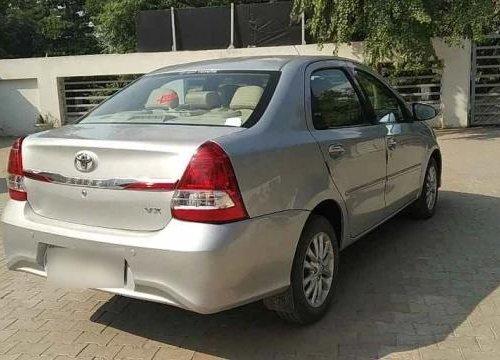Used 2017 Toyota Platinum Etios MT for sale in Faridabad