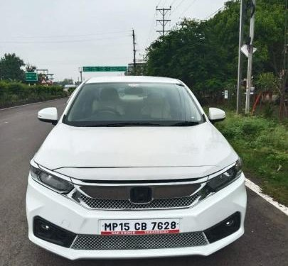 Used Honda Amaze 2018 MT for sale in Bhopal
