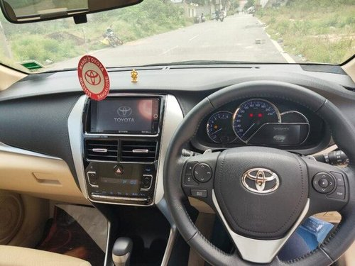 Toyota Yaris VX CVT 2020 AT for sale in Bangalore