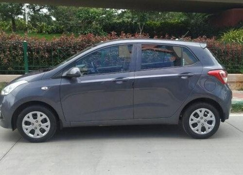 Used 2014 Hyundai Grand i10 MT for sale in Bangalore -8