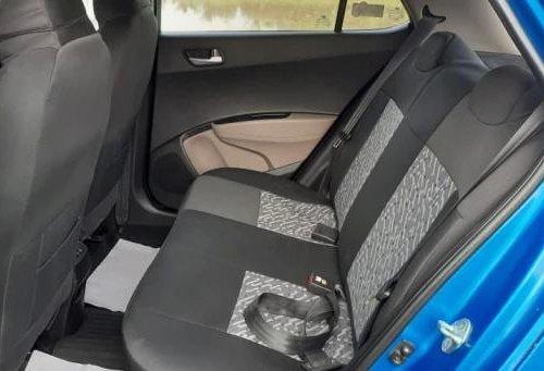 2018 Hyundai Grand i10 1.2 Kappa Sportz Option AT in Mumbai
