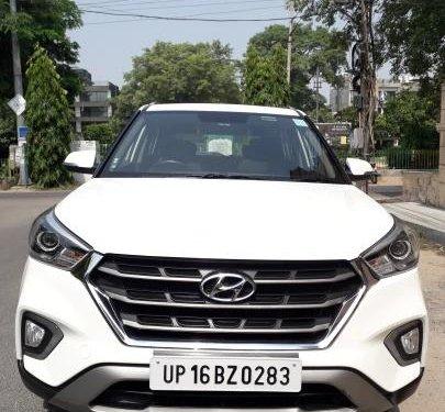 Used Hyundai Creta 2018 AT for sale in New Delhi