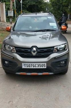 Used Renault Kwid Climber 1.0 AMT 2018 AT in Hyderabad