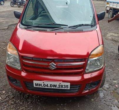 Used Maruti Suzuki Wagon R LXI 2008 MT for sale in Mumbai