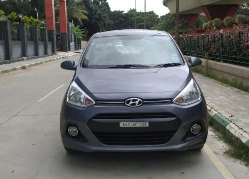 Used 2014 Hyundai Grand i10 MT for sale in Bangalore -12