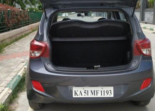 Used 2014 Hyundai Grand i10 MT for sale in Bangalore -9