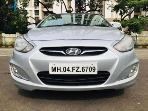 Used 2013 Hyundai Verna AT for sale in Mumbai -7
