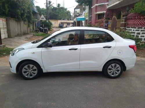 Used Hyundai Xcent 2014 MT in Bhubaneswar