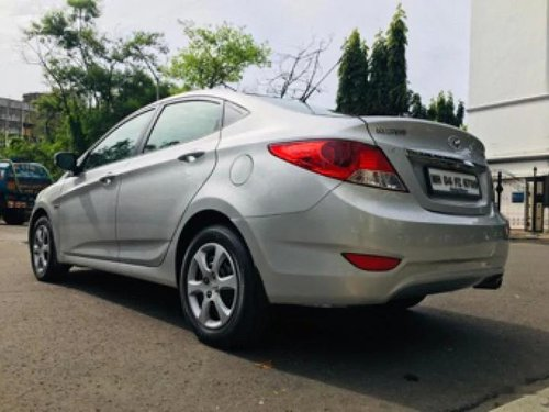 Used 2013 Hyundai Verna AT for sale in Mumbai -4