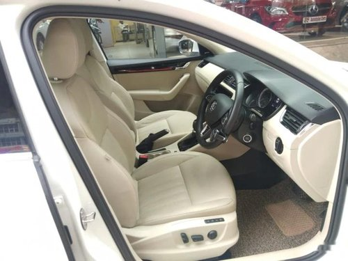 Used Skoda Octavia 2018 AT for sale in Bangalore