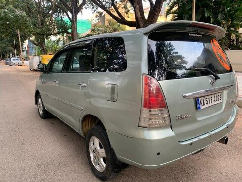 Used 2008 Toyota Innova MT for sale in Bangalore