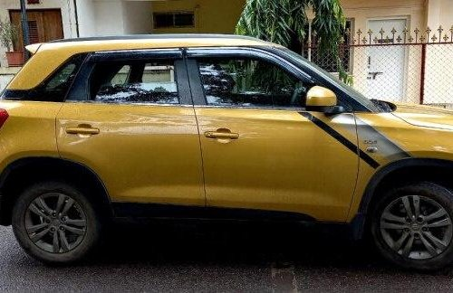 Used Maruti Suzuki Vitara Brezza 2017 MT for sale in Nashik