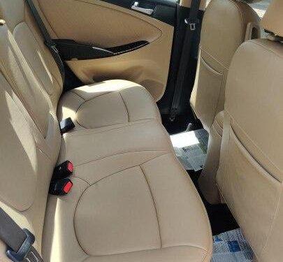 Used 2016 Hyundai Verna MT for sale in Pune