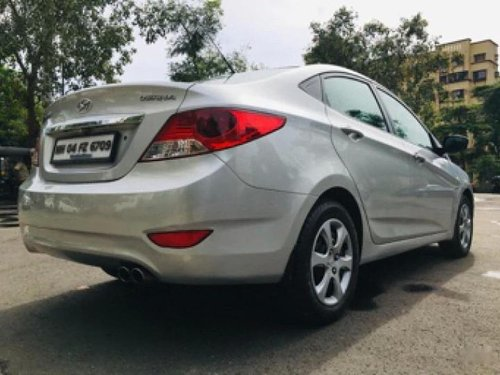 Used 2013 Hyundai Verna AT for sale in Mumbai -3
