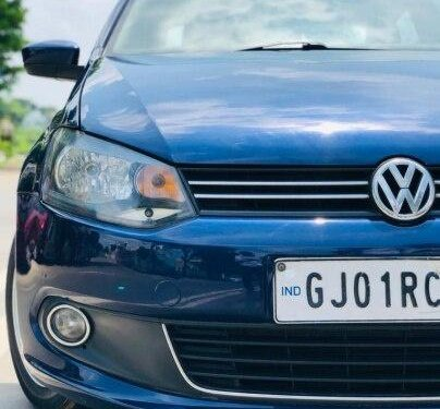 Used 2013 Volkswagen Vento MT for sale in Ahmedabad