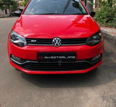 Used 2018 Volkswagen Polo AT for sale in Ahmedabad