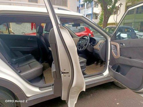 Used 2016 Hyundai Creta 1.6 SX Option Diesel MT for sale in Kolkata