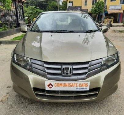 Used Honda City i-VTEC S 2009 MT for sale in Bangalore