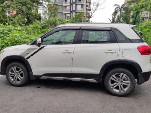 Maruti Suzuki Vitara Brezza ZDi Plus 2017 MT for sale in Mumbai
