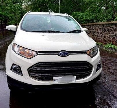 Used 2015 Ford EcoSport MT for sale in Nashik