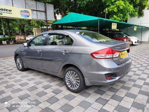 Used 2017 Maruti Suzuki Ciaz MT for sale in Surat