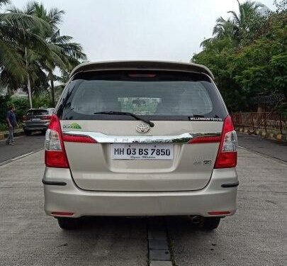Used 2014 Toyota Innova MT for sale in Mumbai