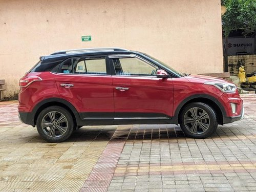 Used 2016 Hyundai Creta AT for sale in Mumbai