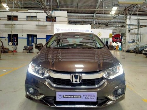 Used 2019 Honda City AT for sale in Chennai
