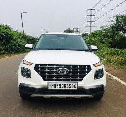 Used 2019 Hyundai Venue MT for sale in Nagpur