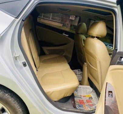 Used Hyundai Verna 2015 MT for sale in Pune