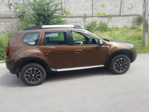 Used Renault Duster 110PS Diesel RxZ 2017 MT for sale in Bangalore