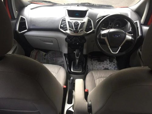 Ford EcoSport 1.5 Ti VCT AT Titanium 2014 AT for sale in Mumbai