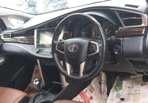 Used 2018 Toyota Innova Crysta AT for sale in Bangalore