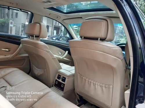Used 2009 BMW 5 Series AT for sale in Kolkata