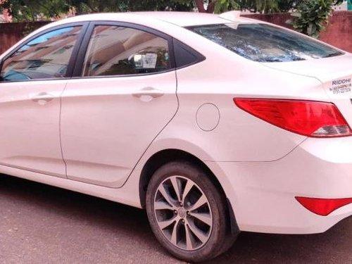 Used 2017 Hyundai Verna MT for sale in Jaipur