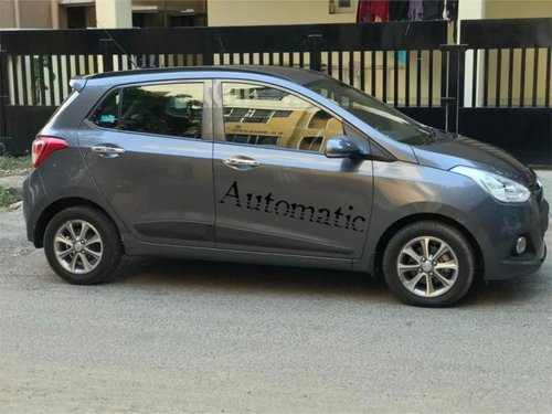 Used Hyundai Grand i10 Asta 2016 AT for sale in Chennai