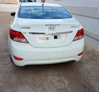 Used Hyundai Verna 2011 MT for sale in Coimbatore
