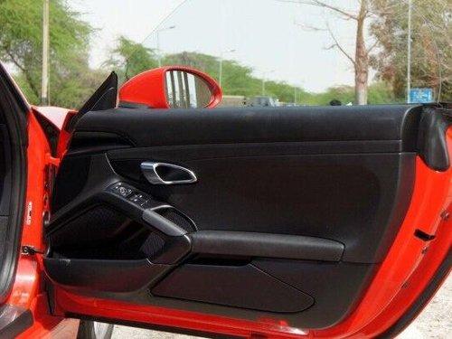 Used Porsche Boxster 3.0 2018 AT for sale in New Delhi