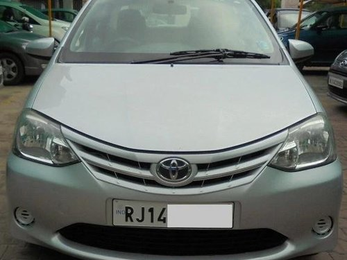 Used 2014 Toyota Etios Cross 1.4 GD MT for sale in Jaipur