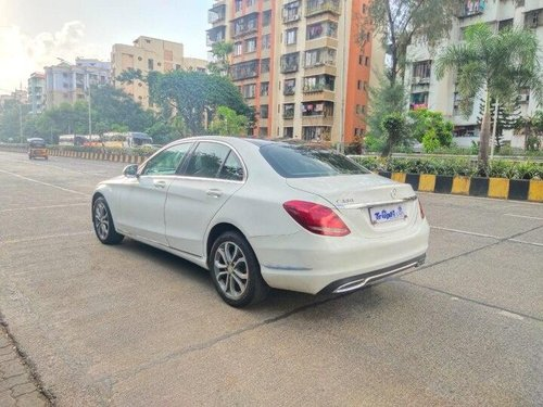 Used Mercedes Benz C-Class 2015 AT for sale in Mumbai