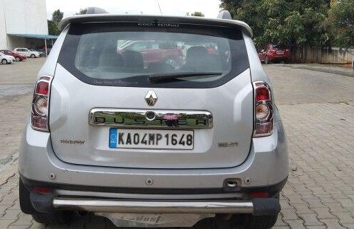 Used Renault Duster 110PS Diesel RxZ 2014 MT for sale in Bangalore