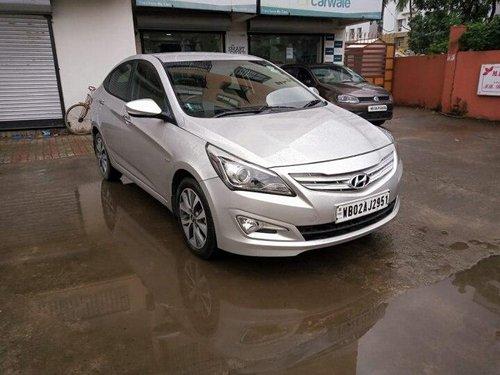Used Hyundai Verna 1.6 CRDi SX 2016 MT for sale in Kolkata
