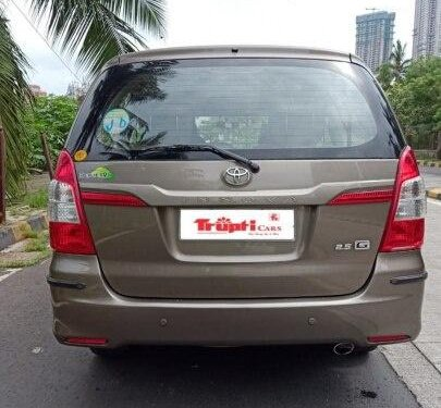 Used 2015 Toyota Innova MT for sale in Mumbai
